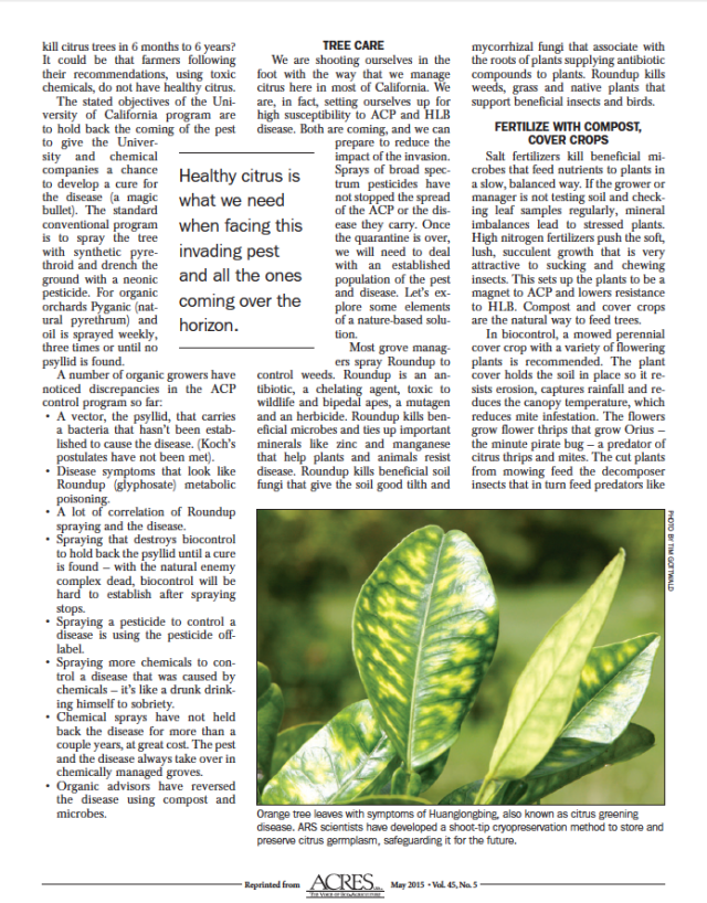 Biocontrol Whitehurst Acres USA May 2015 pg 3