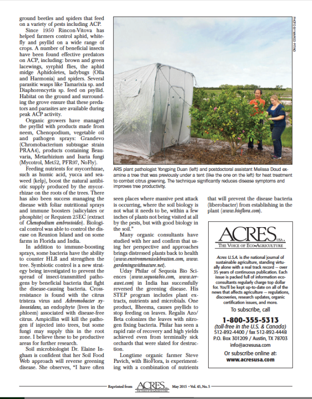Biocontrol Whitehurst Acres USA May 2015 pg 4